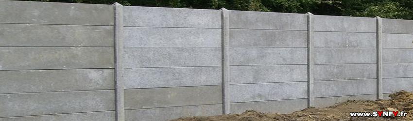 Plaque Beton Pour Mur Exterieur